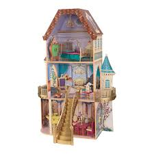 Patio Playhouse Beauty And The Beast by Amazon Com Kidkraft Belle Enchanted Dollhouse Toys U0026 Games