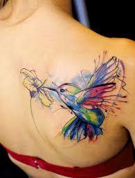 25 creative u0026 beautiful hummingbird tattoo designs and their meanings
