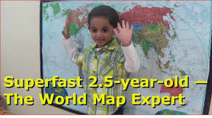 The World Map Superfast 2 5 Year Old U2014 The World Map Expert Youtube