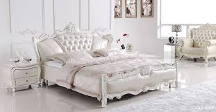 Luxury Bed Frame Luxury Style King Size Leather Bed Frame Sydney