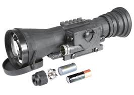 armasight co lr 3 bravo mg night vision long range clip on gen 3