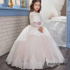 kids wedding dresses lace flower girl dresses princess pageant dresses kids wedding