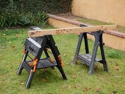 worx pegasus work table and sawhorse review tool craze