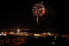 laguna bob fireworks on nice views south padre pinterest