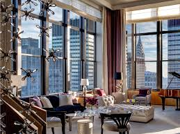 penthouse at the new york palace costs 250k a month business insider