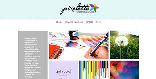pixelette digital design studio web designer
