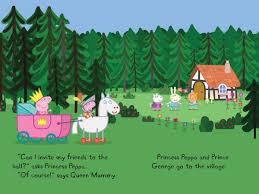 Peppa Pig 2017 Book Scholastic Canada Peppa Pig Level 1 Reader Princess Peppa And