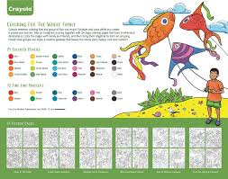 amazon com crayola family escapes group coloring 24 coloring