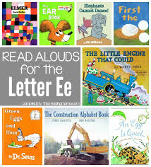 letter e books book list