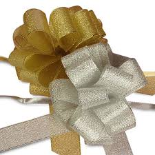 pull bows pom pom pull bows gift decorating paper mart
