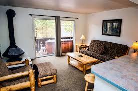 1 Bedroom Condos by Estes Park Condos Tub Condo 207 Fawn Valley Inn