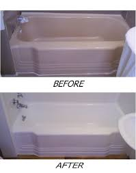 Refinishing Old Bathtubs by Bathtub U0026 Shower Refinishing Countertop And Tub Re Nu