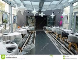 tetedoie restaurant modern internal decoration in lyon editorial