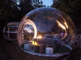 chambres bulles bulles de nature dormir dans une bulle insolite paca côte d azur