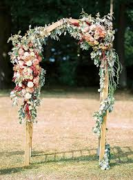 wedding arches newcastle 389 best floral garlands arches images on ceremony