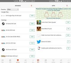 apps for gift cards best apps to earn free play credit or gift card