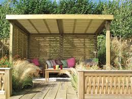 the retreat garden shelter has been designed using jacksons