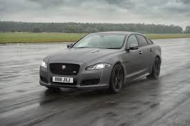 jaguar front 2018 jaguar xjr575 debuts as new performance flagship sedan