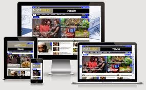 most press responsive news magazine blogger templates