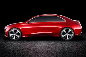 lifted mercedes sedan mercedes benz concept a sedan previews next cla automobile magazine
