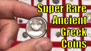 guide to rarest authentic ancient greek coins from circa 500 100 b c