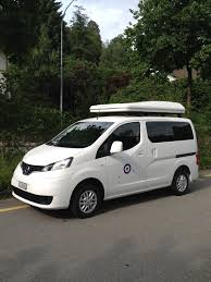 nissan box van the autohome roof tent box has arrived living the life of doris