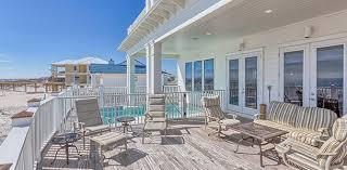 beach houses gulf shores beach house rentals meyer vacation rentals