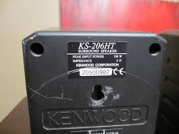 kenwood home theater powered subwoofer kenwood surround sound speakers ks 206ht home theater satellite