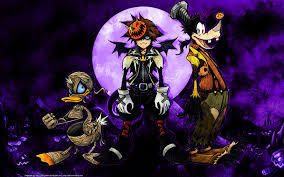 purple halloween background kingdom hearts halloween wallpapers u2013 halloween wizard