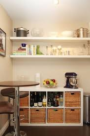 Cheap Kitchen Storage Ideas Best 25 Bookshelf Pantry Ideas On Pinterest Wood Crate Shelves