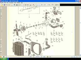 massey ferguson mf 65 mf65 tractor parts manual 420pgs for sale