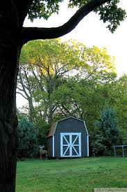 Pretty Shed by Make Them Wonder Shed Before And After And The Dirty In Between