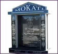 tombstone designs granite headstone designs