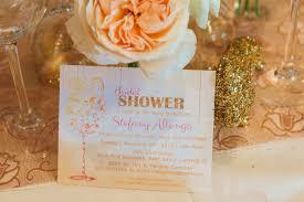 pink and gold bridal shower invitations u2013 gangcraft net