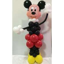 mickey mouse balloon arrangements mickey mouse balloon arrangement