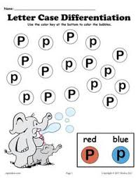 free letter f do a dot printables for letter case differentiation
