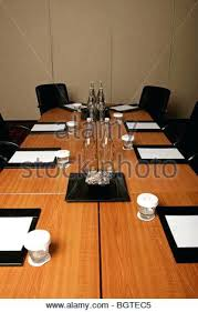 Conference Table With Chairs Conference Room Table And Chair Sets Block Table Meeting Quarter