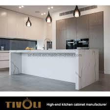 Kitchen Cabinets Australia China Small Plain White Kitchen Cabinets Wtih Island And Quartz