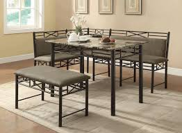 metal and leather chairs counter height table and chairs teapot