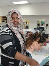 hair styling classes summer school hairstyling esthetics course youville centre