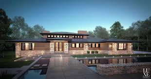 prairie home plans modern prairie house chateau home bungalow usonian houses