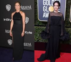 jennyfer siege social ignored aniston at golden globes