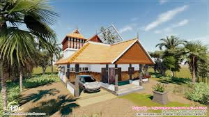 traditional kerala house in 1200 sq feet home design ideas for you