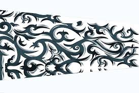 buy 200pcs lot arm sleeves with tribal designs mixed order