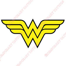 wonder woman temp tattoos customize temporary tattoos kids fake