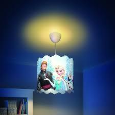 lustre chambre d enfant philips disney suspension lustre la reine des neiges luminaire