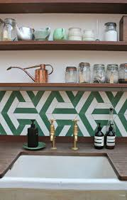 vintage style kitchen where jamie oliver cooks at papermill