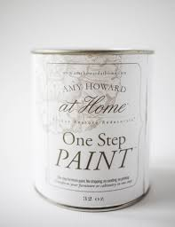 one step paint quart chalk finish paint amy howard at home