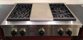 Wolf Gas Cooktops Wolf Vs Miele Gas Cooktops Prices Reviews Ratings