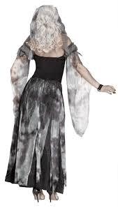 Judge Dredd Halloween Costume Women U0027s Cemetery Bride Costume Fancy Dress Halloween Grey Dead